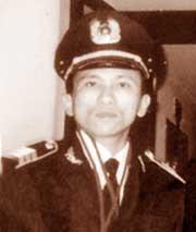 Võ sư Nguyễn Viết Hòa